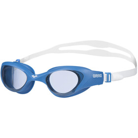 arena The One Goggles light smoke/blue/white